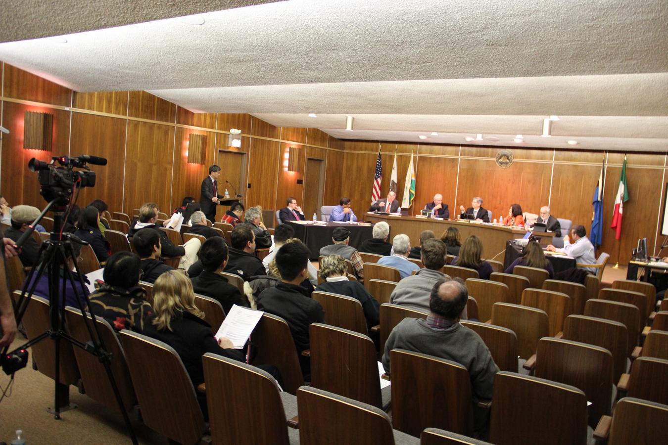 City Council Meeting Business Case
